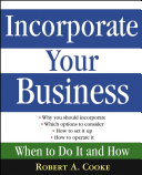 Pdf Incorporate Your Business