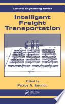 Intelligent Freight Transportation Book PDF