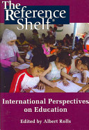 International Perspectives on Education Book