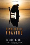 Dumbfounded Praying