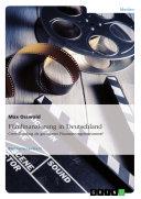 Filmfinanzierung in Deutschland