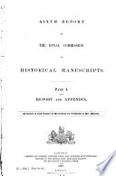 Calendar Of House Of Lords Manuscripts 1450 1678
