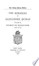 The Romances of Alexandre Dumas