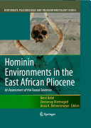 Pdf Hominin Environments in the East African Pliocene Telecharger