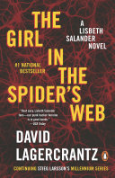 The Girl in the Spider s Web Book