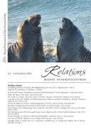 Relations. Beyond Anthropocentrism, 2.2 - November 2014 ebook