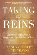 Taking the Reins: Leadership, Supervision, & Management Lessons from ...