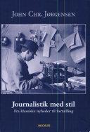 Journalistik med stil