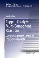 Copper-Catalyzed Multi-Component Reactions