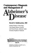 Contemporary Diagnosis And Management Of Alzheimer S Disease Book PDF