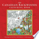 The Canadian Backwoods Colouring Book
