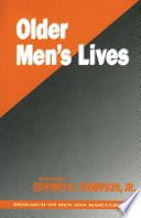 Older Men s Lives Book