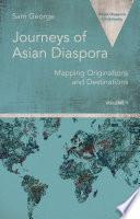 Journeys of Asian Diaspora Book