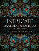 Intricate Mandalas   Patterns   Midnight Edition
