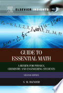 Guide to Essential Math