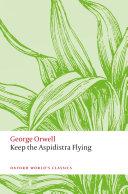 Keep the Aspidistra Flying Pdf/ePub eBook
