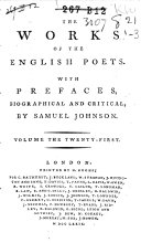 The Poems of J. Philips, Smith, and Pomfret