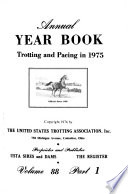Year Book, Trotting and Pacing