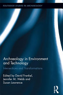 Archaeology in Environment and Technology