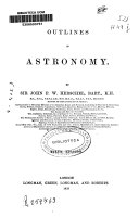 Pdf Outlines of Astronomy