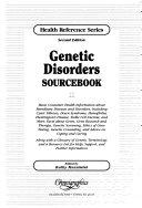Genetic Disorders Sourcebook Book