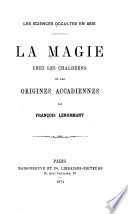 Les sciences occultes en Asie