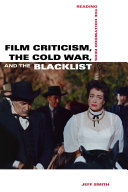 Film Criticism, the Cold War, and the Blacklist ebook