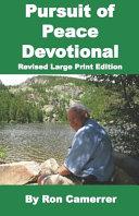 Pursuit Of Peace Devotional