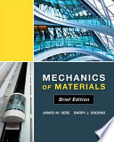 Mechanics Of Materials Brief Edition Book PDF