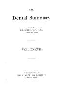 The Dental Summary