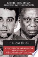 The Last to Die Book