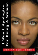 I Won't Apologize for Being a Woman ebook