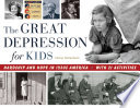 The Great Depression for Kids