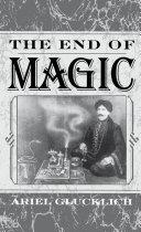 The End of Magic [Pdf/ePub] eBook