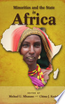 Minorities and the State in Africa