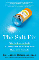 The Salt Fix Pdf/ePub eBook