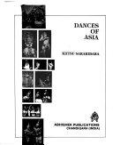 Dances of Asia