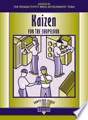 Kaizen for the Shop Floor