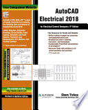 AutoCAD Electrical 2018 for Electrical Control Designers  9th Edition