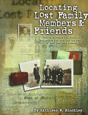 Locating Lost Family Members   Friends