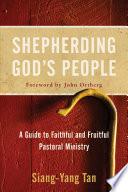 Shepherding God S People