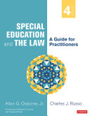 Pdf Special Education and the Law Telecharger