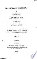 Sherwood Forest; Or, Northern Adventures Pdf/ePub eBook