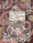 Peculiar Paisley Patterns Coloring Book