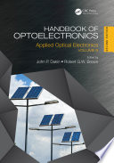 Handbook of Optoelectronics