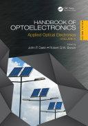 Handbook of Optoelectronics, Second Edition