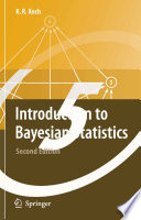 Introduction to Bayesian Statistics Book