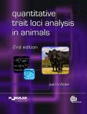 Quantitative Trait Loci Analysis in Animals