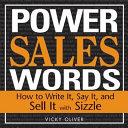 Power Sales Words