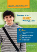 Sharpen Your Essay Writing Skills